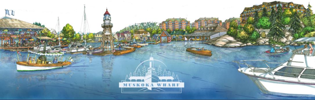 muskoka wharf