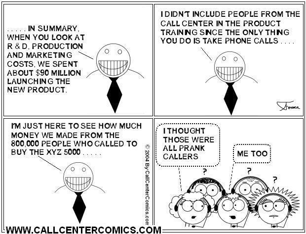 Call Center Comic 23
