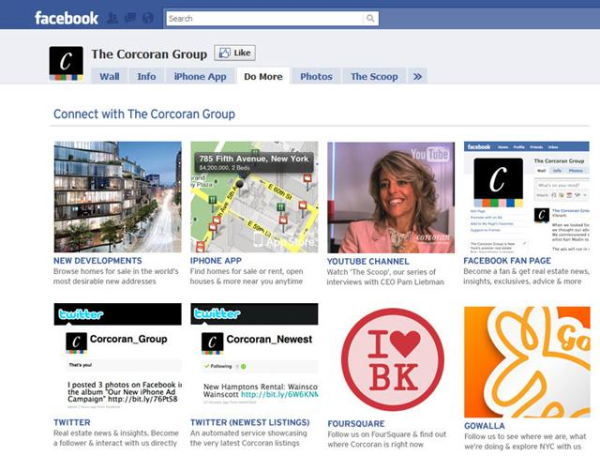 Corcoran Real Estate Fb Tab small resized 600