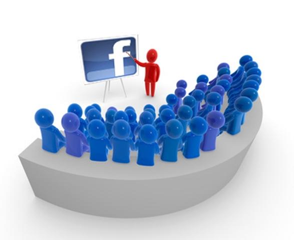 Facebook Business Stock
