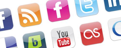 project marketing on social media