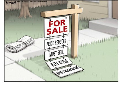 selling in a difficult market