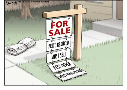 housing slump