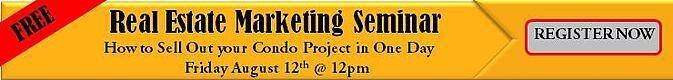 Real Estate Marketing Seminar