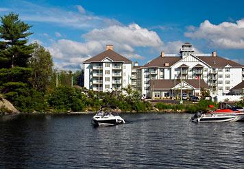 The Residence Inn Muskoka Wharf Marriott