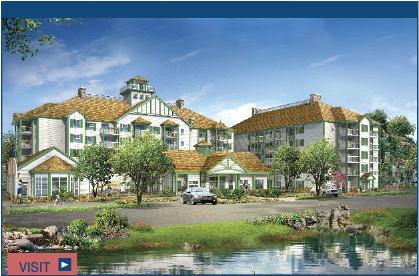 The Residence Inn Muskoka Wharf
