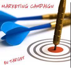 hitting the marketing target