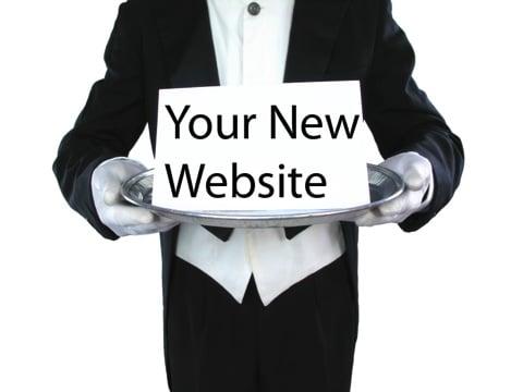 Your New Website