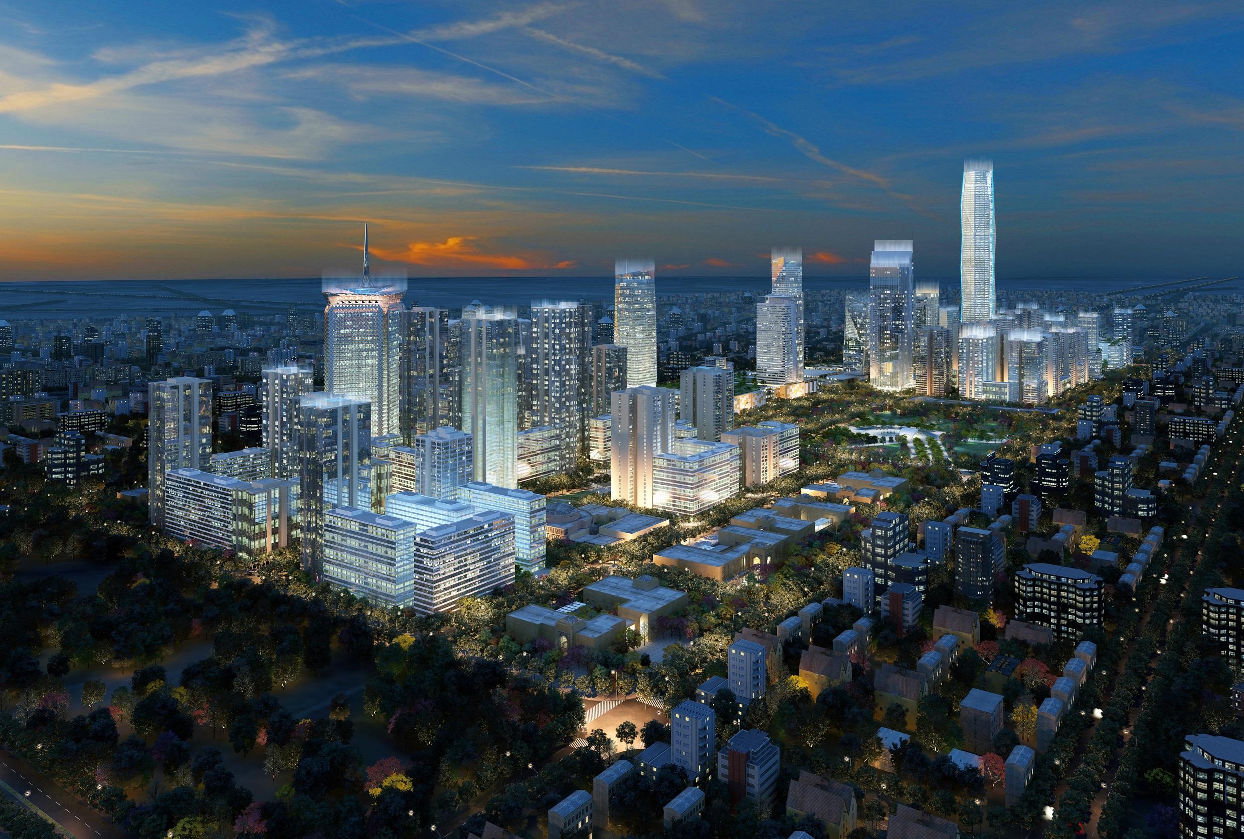 Future Wave City Center