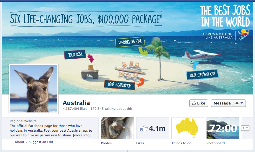 N5R, Roman Bodnarchuk, social media marketing, Australia, Australia Tourism
