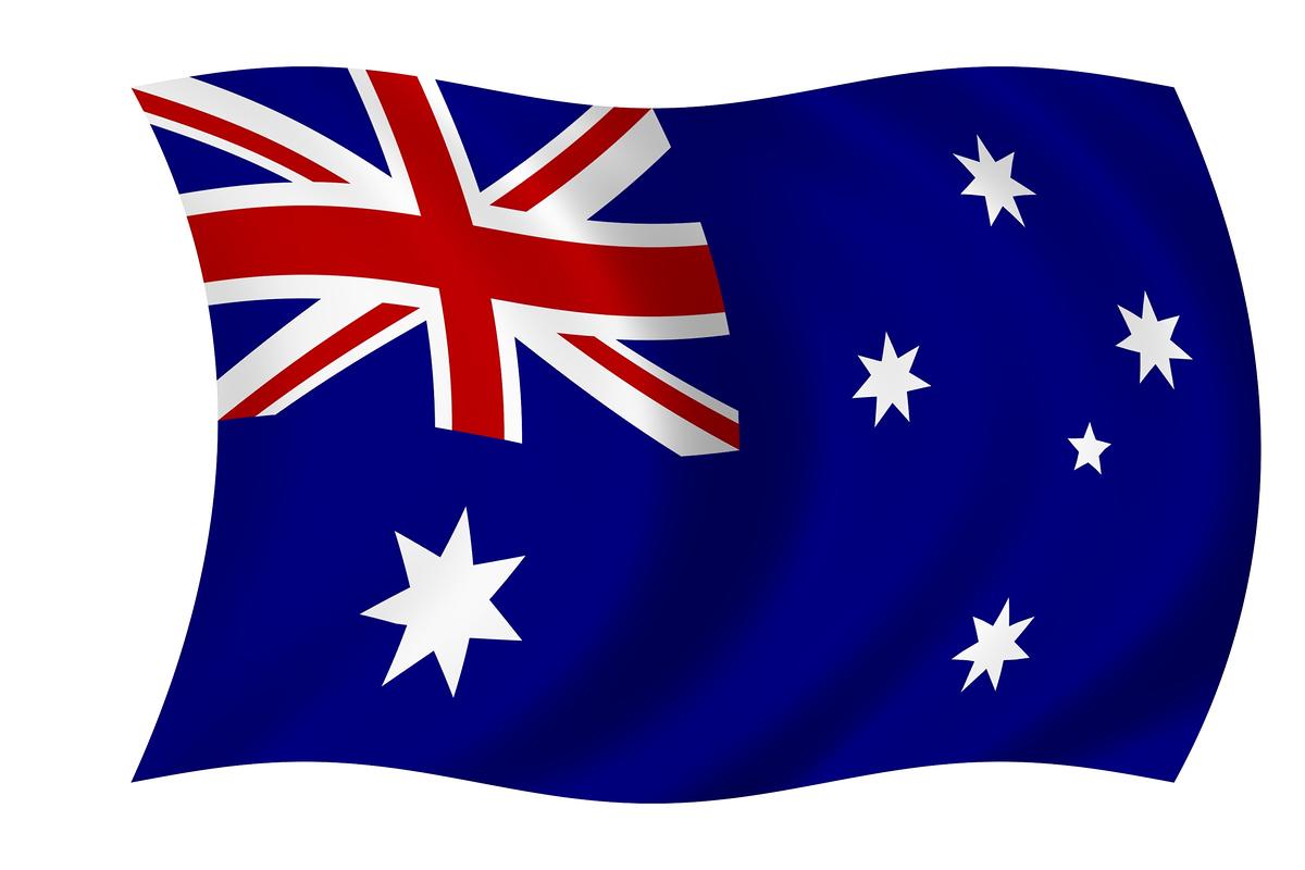 australian flag pictures