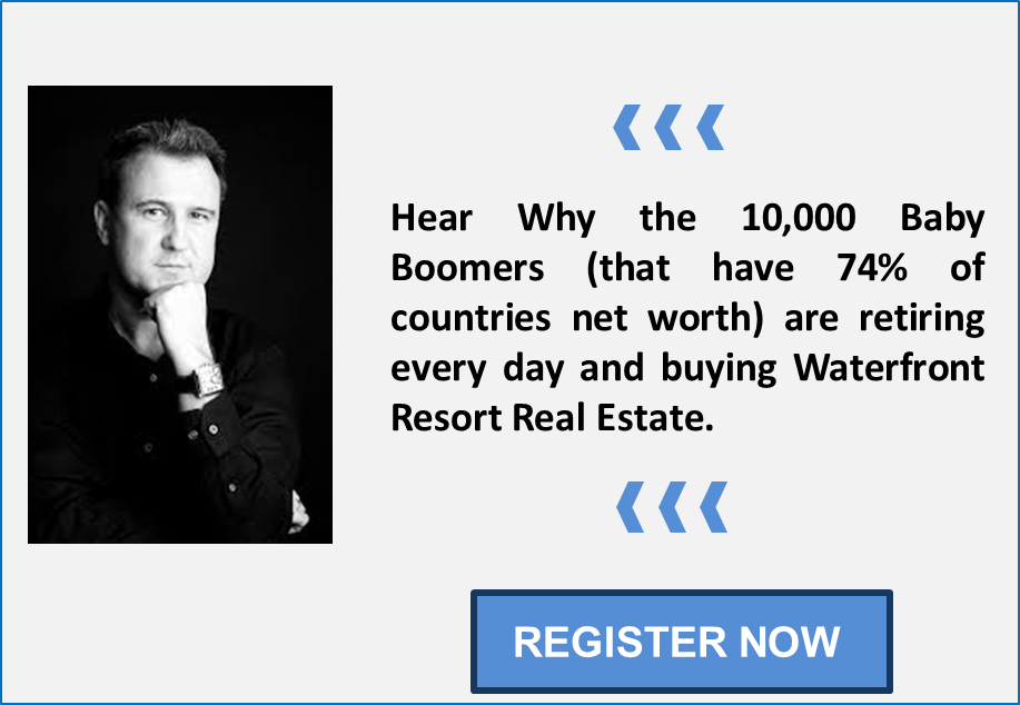 Register to learn more about Baby Boomers