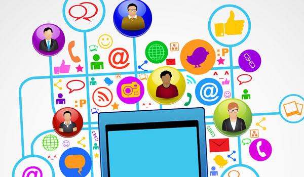 connecting-through-social-media